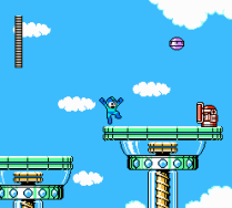 Mega Man 5 NES 124