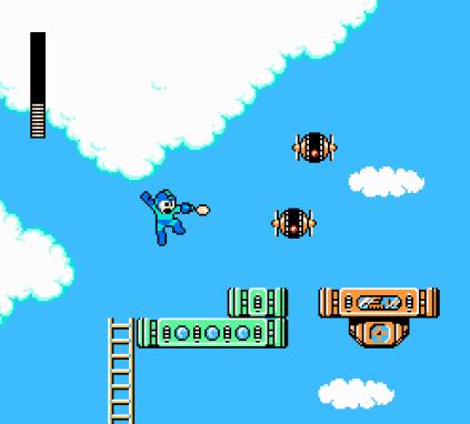 Mega Man 5 NES 130