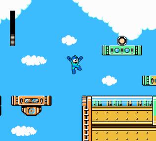 Mega Man 5 NES 131