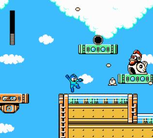Mega Man 5 NES 132