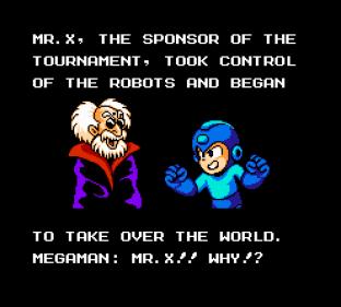 Mega Man 6 NES 001