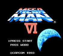 Mega Man 6 NES 004