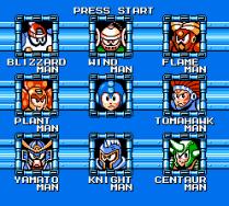 Mega Man 6 NES 005
