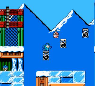 Mega Man 6 NES 010