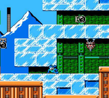 Mega Man 6 NES 012