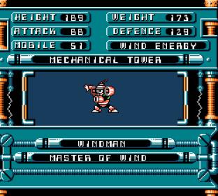 Mega Man 6 NES 020