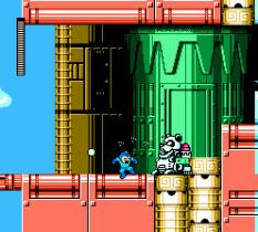 Mega Man 6 NES 022