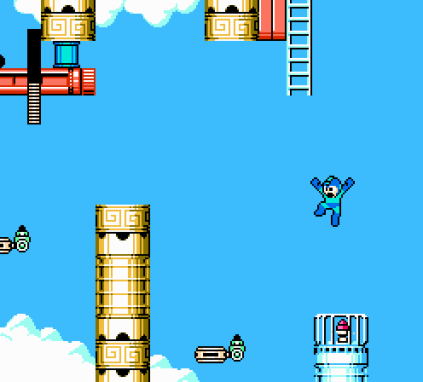 Mega Man 6 NES 031