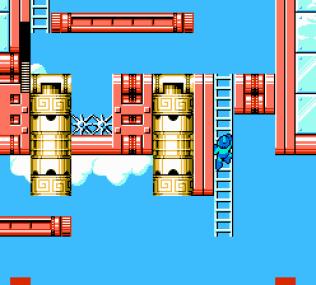 Mega Man 6 NES 032