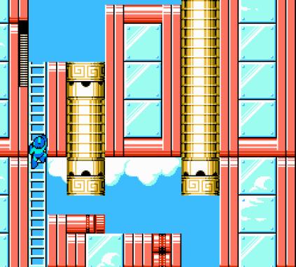 Mega Man 6 NES 034