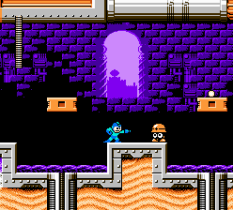 Mega Man 6 NES 044
