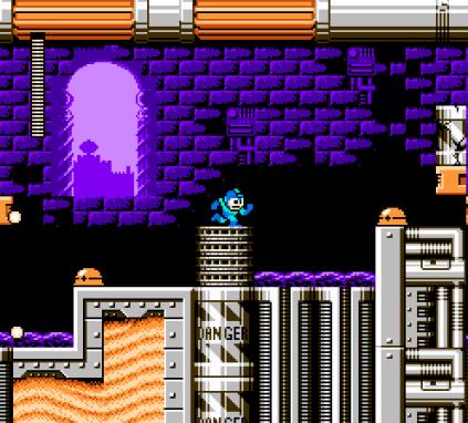 Mega Man 6 NES 045