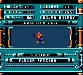 Mega Man 6 NES 055