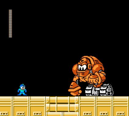 Mega Man 6 NES 067