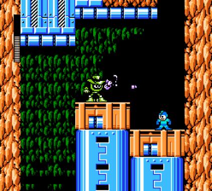 Mega Man 6 NES 075