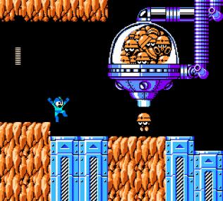 Mega Man 6 NES 077