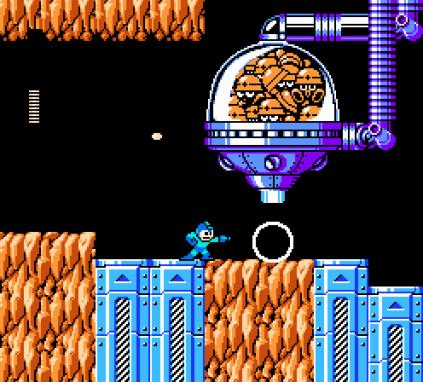 Mega Man 6 NES 078