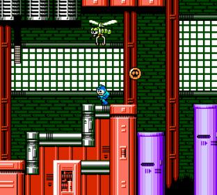 Mega Man 6 NES 086
