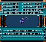 Mega Man 6 NES 091