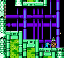 Mega Man 6 NES 094