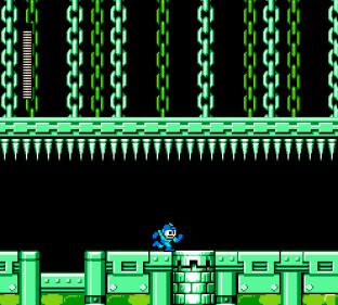 Mega Man 6 NES 097