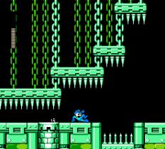 Mega Man 6 NES 098