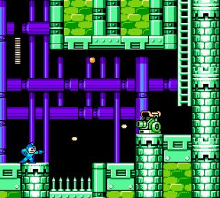 Mega Man 6 NES 099