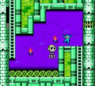 Mega Man 6 NES 100