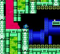 Mega Man 6 NES 107