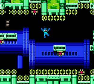 Mega Man 6 NES 108