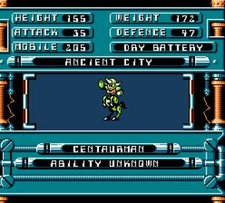 Mega Man 6 NES 109