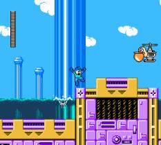 Mega Man 6 NES 110