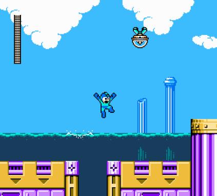 Mega Man 6 NES 111