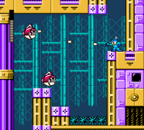 Mega Man 6 NES 116