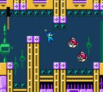Mega Man 6 NES 118