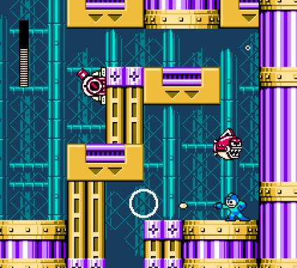 Mega Man 6 NES 119