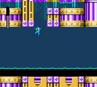 Mega Man 6 NES 120