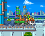Mega Man 7 SNES 05