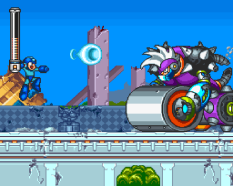 Mega Man 7 SNES 10