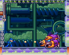 Mega Man 7 SNES 22