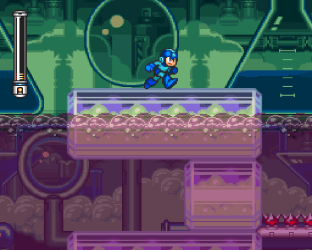 Mega Man 7 SNES 23