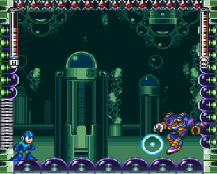 Mega Man 7 SNES 31