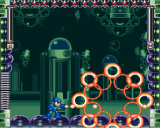 Mega Man 7 SNES 33