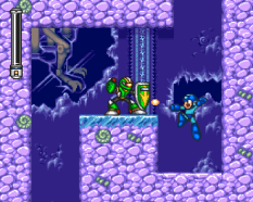 Mega Man 7 SNES 43