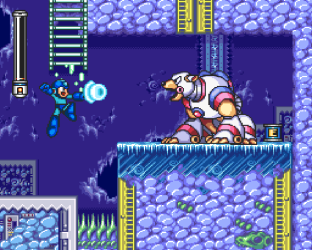 Mega Man 7 SNES 45