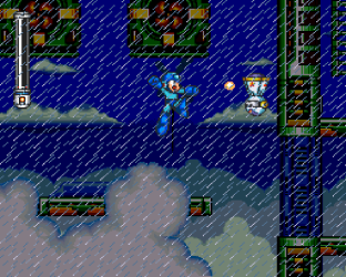 Mega Man 7 SNES 56