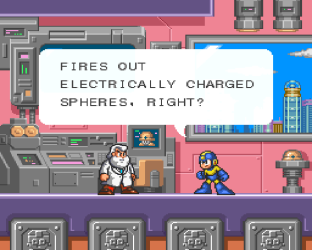 Mega Man 7 SNES 67