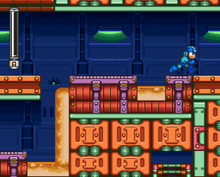 Mega Man 7 SNES 75