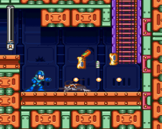 Mega Man 7 SNES 76