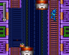 Mega Man 7 SNES 77